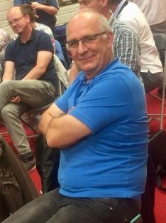 Christian Vojinovitch, l'un des deux vérificateurs aux comptes