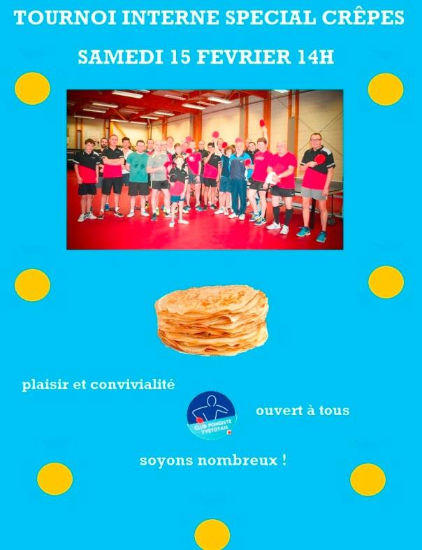 Affiche tournoi crêpes 2020